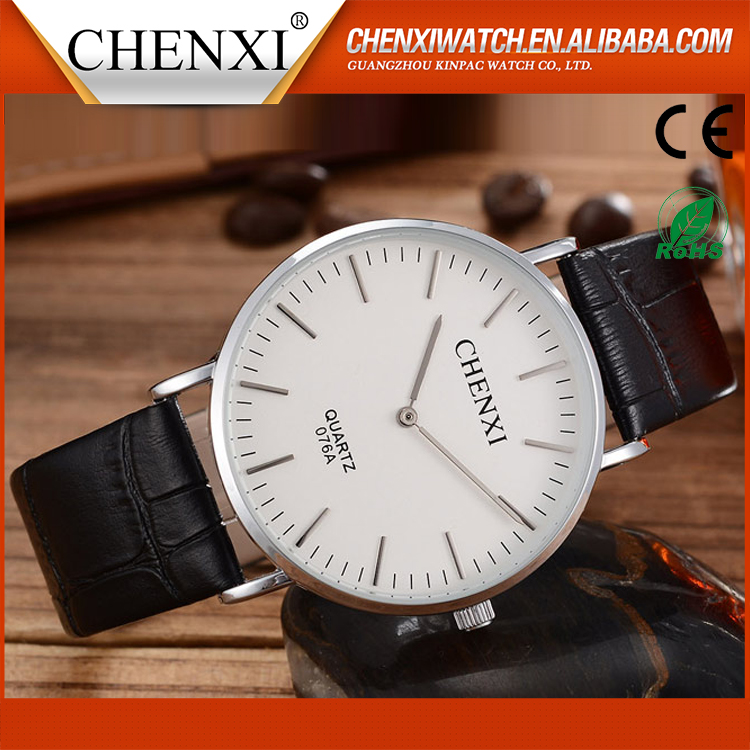 Best Selling Products Nice Quality Teen Leather Watch Fashion