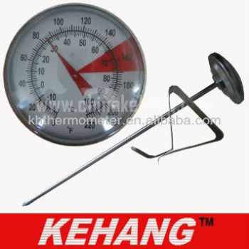Coffee/Milk Frothing Cooking Thermometer