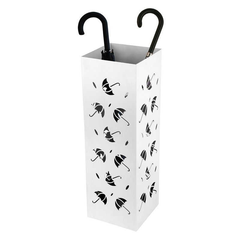 Amazon sells American style wrought iron umbrella storage bucket umbrella stand
