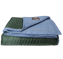 High quality cheap polyester moving blanket for America Market