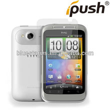 Super Clear Screen Protective Film For HTC G13 Wildfire S Defender Screen Film Mobile Case