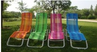 2014 selling popular folding outdoor lounge chair