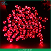 high quality RGB Led christmas decoration lights 10m 20m 30m indoor/ outdoor fiber christmas decoration led light