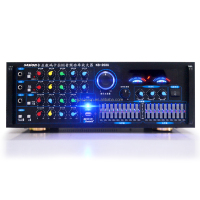 400W KB- 203U blue tooth audio for karaoke professional hifi power amplifier board