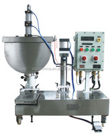 Semi-auto filling machine, liquid filling machine