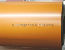 Alucosuper decorative roofing of color coated aluminium coil