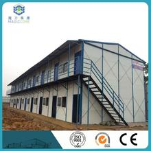 cost saving easy installation prefab camp house light gauge steel structure sales well in Vietnam