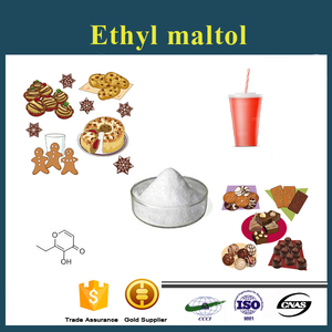 Food additives good flavor and sweet synergist Ethyl maltol