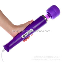 20 speed vagina vibrator magic wand massager for women