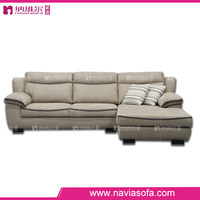 Living room sofas furniture small corner modern long chair and chaise lounge sofa