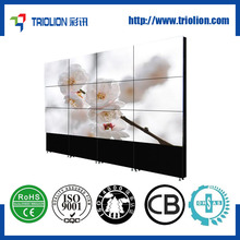 55 inch 1.8mm interactive for exhibition lcd video wall