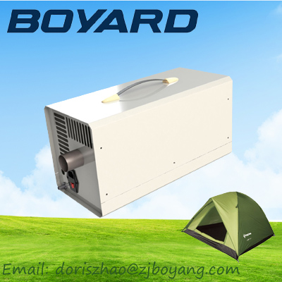 DC24V AC220V solar powered mini air conditioner for cars 12v for wholesales