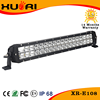 Cheap 108w led light bar anti glare shield 18inch auto lightbar