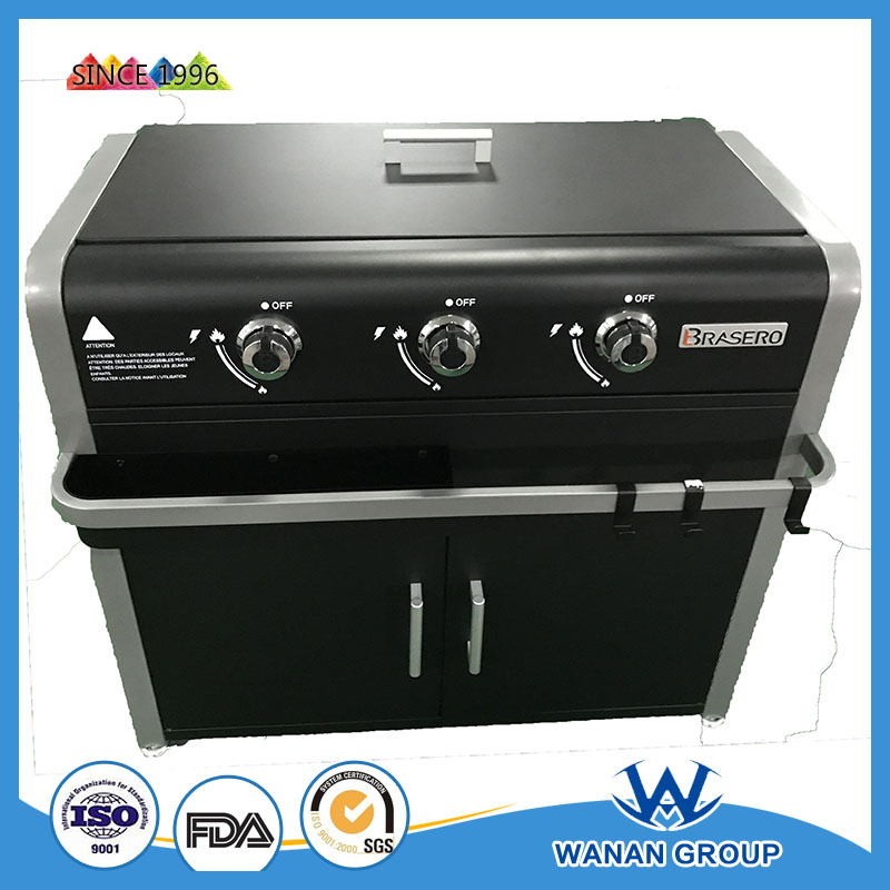 high temperature resistance barbecue oven powder coating