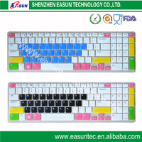 Custom silicone Laptop keyboard Cover for Dell