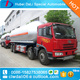 35.5 cubic meters FAW 8*4 12wheels lpg bobtail truck lpg gas tank truck for sale