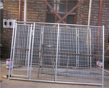 large dog kennel stainless steel iron dog cage