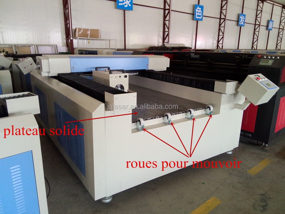 manufacurer granite stone laser engraving machine