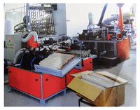 automatic paper cone making machine for textile and other industry made in China