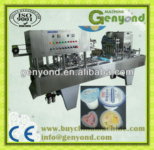 cup Filling and Sealing Machine for milk/juice/yogurt/jelly..