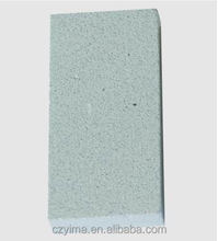 dark rectangle washing pumice stone for horse grooming