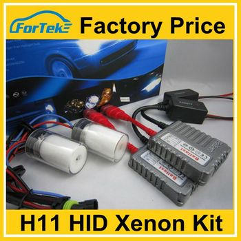 h11c hid xenon bulb Car light accessories xenon hid h11 35w