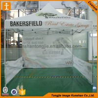 Strong aluminum high quality 4x4 canopy tent for sale