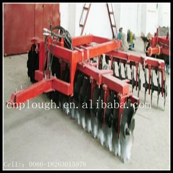 1BJ series of wing-folded Hydraulic offset medium harrow