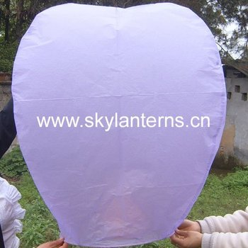 ECO-Friendly Sky Lantern traditional Chinese flying lantern UFO balloons