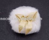 makeup puff long hair cosmetic puff make up puff