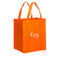 Large customized printing non woven grocery bag