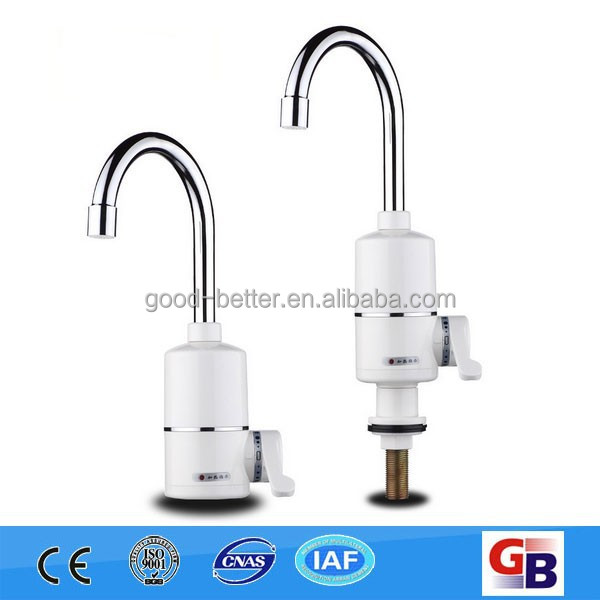 2014 Hot Sell Electric faucet Instant Heating water tap