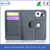 Free Smaple Flip Wallet Card Stand PU Leather Cell Phone Case for Samsung Galaxy S4 Case