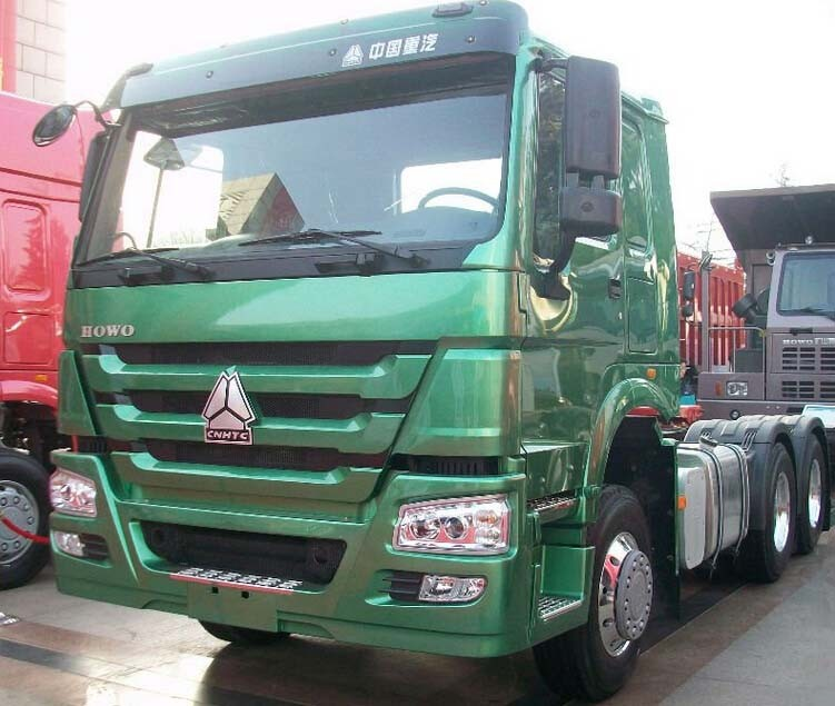 China heavy duty truck howo tractor truck for sale/used tow truck/tow truck chains