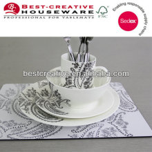 Welcome inquiry H-Q unbreakable porcelain/bone china/stone ware dinnerware sets wholesale
