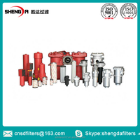 High Efficiency Hydac Replacement Hydraulic Oil Filter Housings