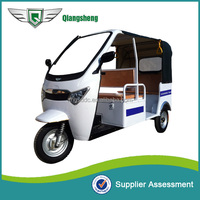 2014 new design energy-effcient 4 1 seater 60V 1000W cost-effective battery operated battery operated electric bicycle taxi