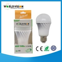 5w e27 b22 led bulbs light with high lumen used for indoor energy saving ce rohs approved