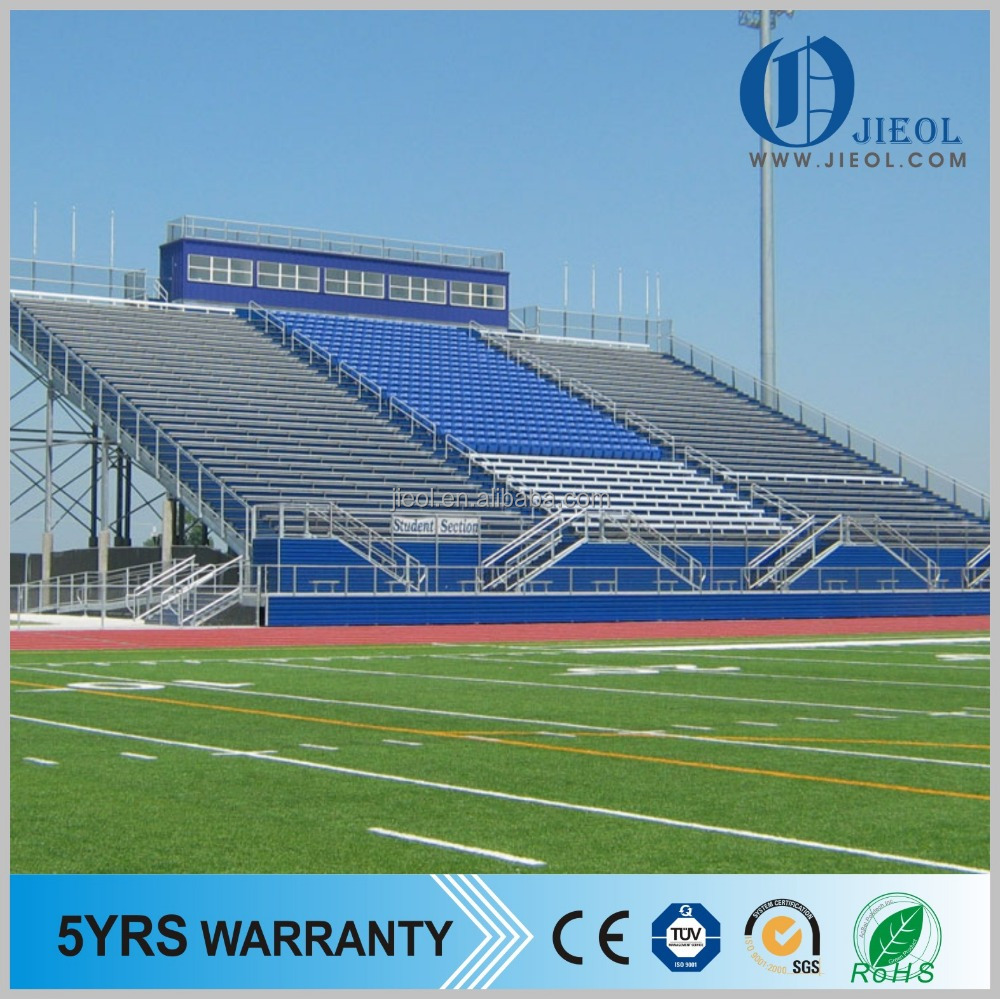 high quality plastic stadium grandstand chairs