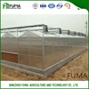 Polycarbonate Greenhouse Agricultural Aluminum Profile Anti