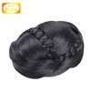 Qingdao Factory best selling hair dome hair chignon/hair bun making/wigs hair buns