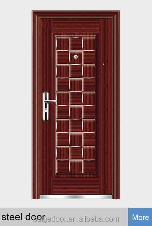 Bg s9009 baige used exterior steel doors for sale used for Front doors for sale
