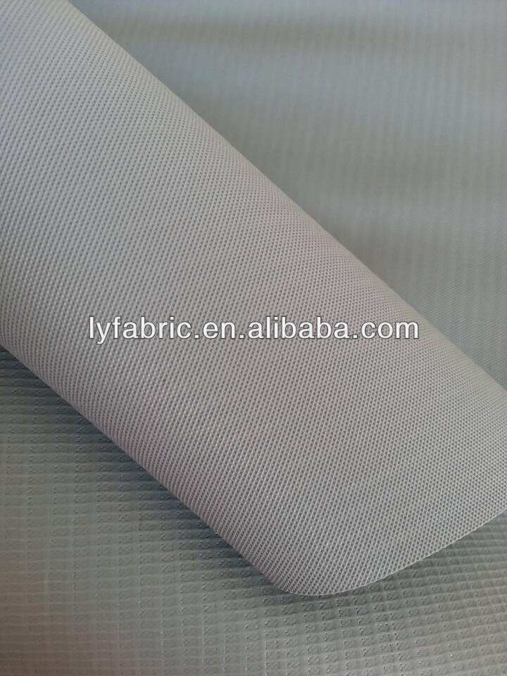 pvc medical mattress ticking fabric