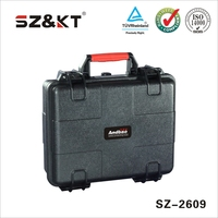 Case type and abs material ip67 gun case for army