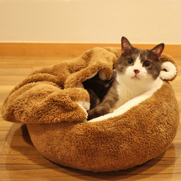 pet bed with sleeping bag, sleeping bag for dogs,pet cushion pet pad with sleeping bag