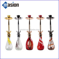 2015 China Best Selling Zinc Alloy Hookah China Narghile Small/Medium/ Big Hookah ShiSha