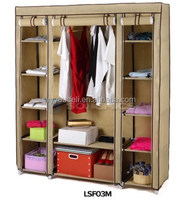 bedroom three doors clothes storage wardrobe furniture