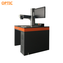2017 the newest mini portable metal 10w 20w 30w 50w mopa cable fiber laser marking machine for sale