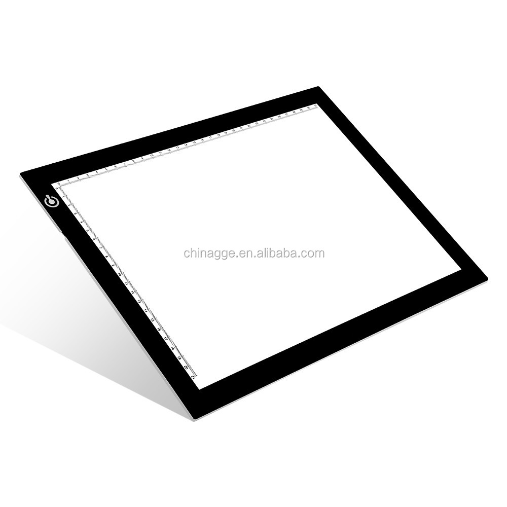 <strong>LED</strong> Ultrathin A4 Acrylic Panel Light Promotional Board Glow Art <strong>LED</strong> Writing Pad X-Ray Viewing Light <strong>Box</strong> A3 A4 <strong>LED</strong> LightPad