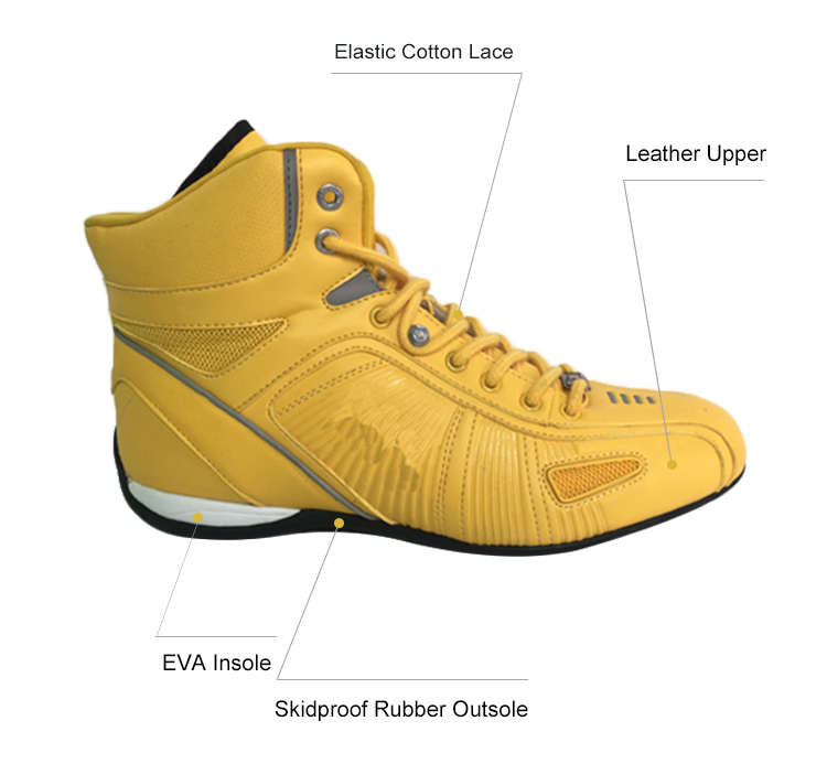 Durable Rubber Sole Undefeated Buy Boxing Shoes